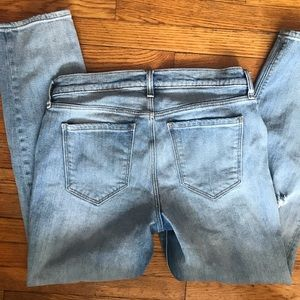 Old navy size 6 jeans